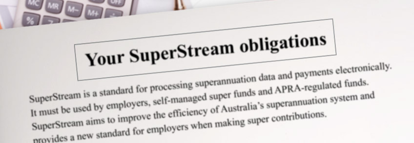 SuperStream and rollover changes from 1 October 2021